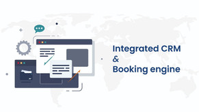 Why a travel agency needs an integrated CRM and a booking engine