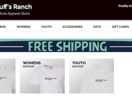 Tuff's Ranch Gear Available!