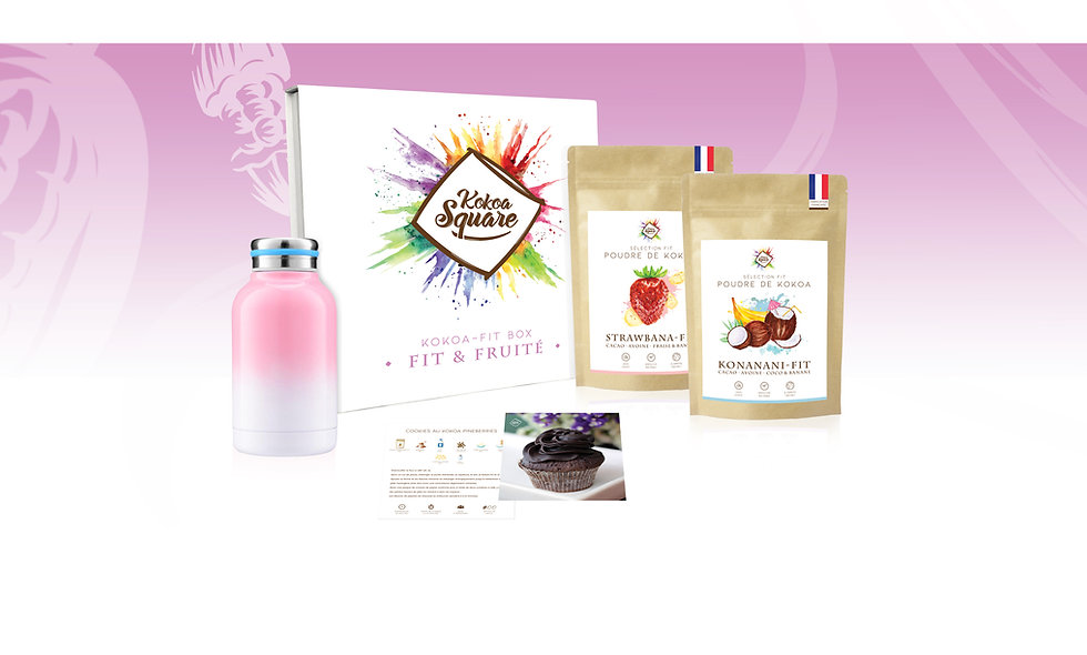 Kokoa-Fit Box Fruitée