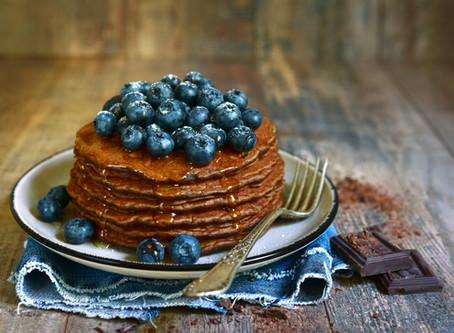 Pancakes healthy au Kokoa Sinapple