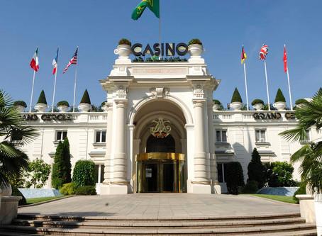 Nous étions au Casino Grand Cercle à Aix-les-bains pour le Salon du chocolat et des gourmandises.