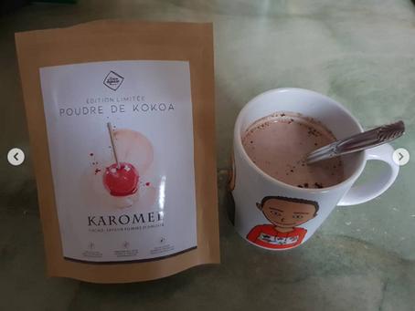 Le Kokoa Karomel chez ... Lynda