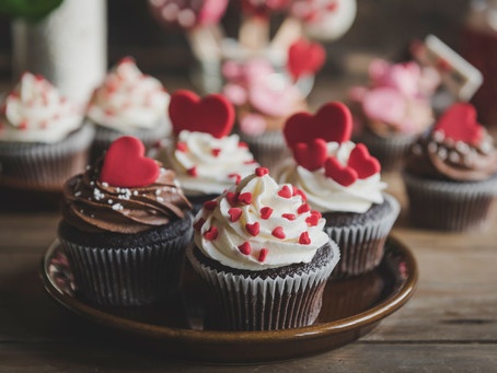 Cupcakes au Kokoa Karomel