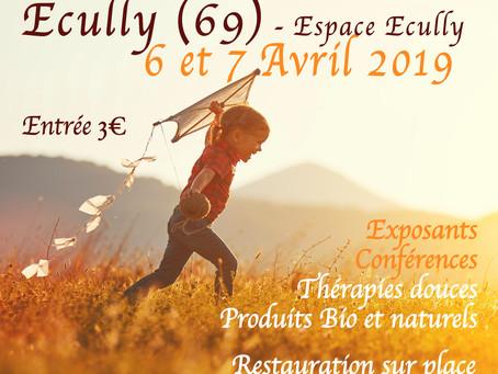 Nous participons au Salon Lezarts Zen d'Écully, les 6 et 7 avril !