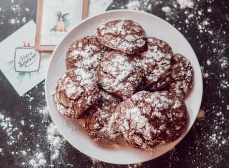 Lauriane et ses Kokoas en cuisine : Crinkles & Semifreddo