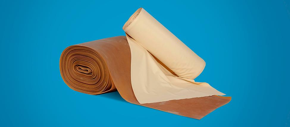 lençol de borracha Danesi Borrachas