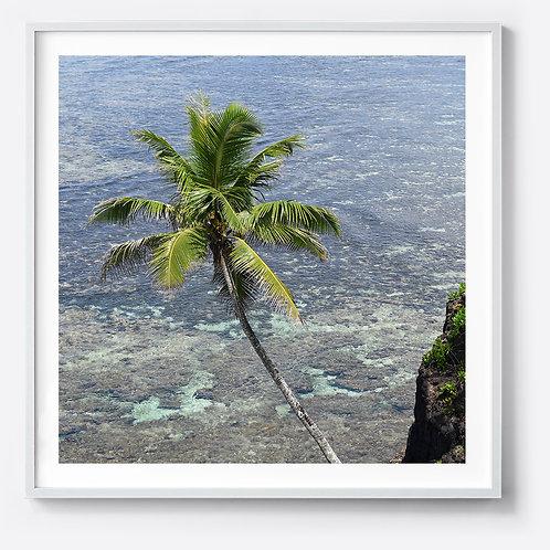 Printed Frame - Atua