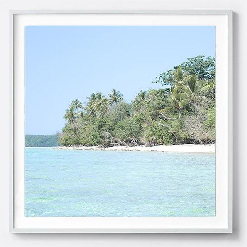 Printed Frame - Mele Bay