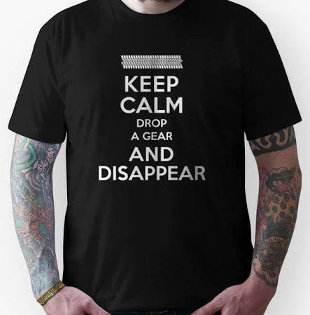 """Disappear"" T-Shirt"