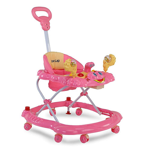 FEATURES Attractive Toy tray with removable toys with music