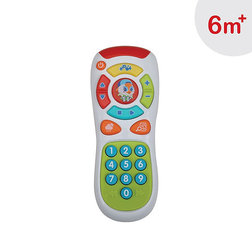 Musical Remote Toy