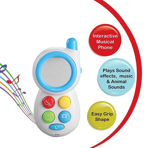 Interactive Musical Phone