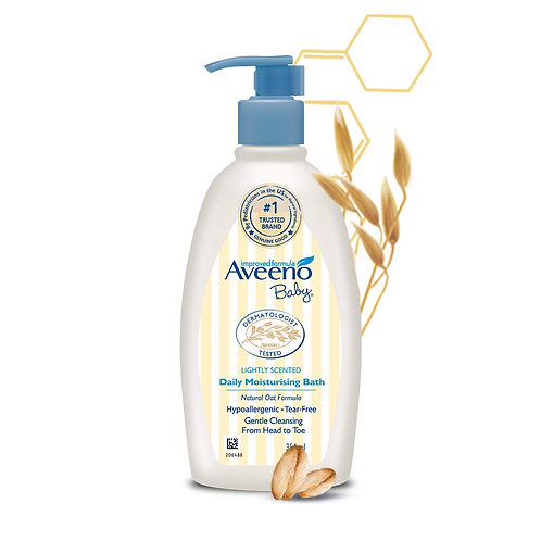 Aveeno Baby Daily Moisturising Bath for Delicate Skin