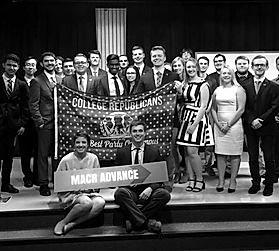 Massachusetts College Republicans Convention, 2017