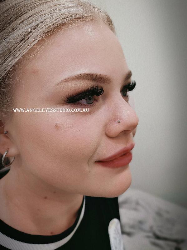 Eyebrow Tinting Waxing