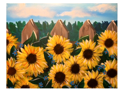 Cottage Sunflowers.png