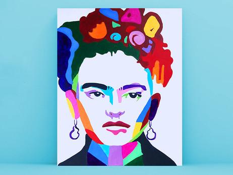 Portraits of Frida