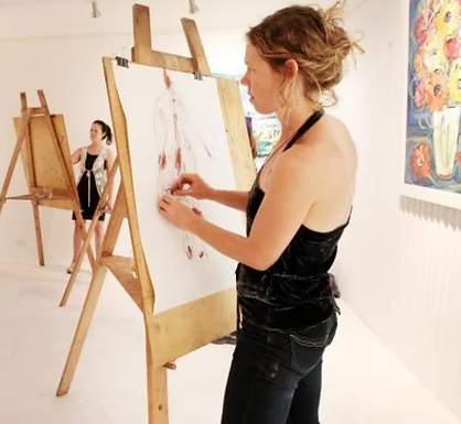 Draw and Sip: Life Drawing Class