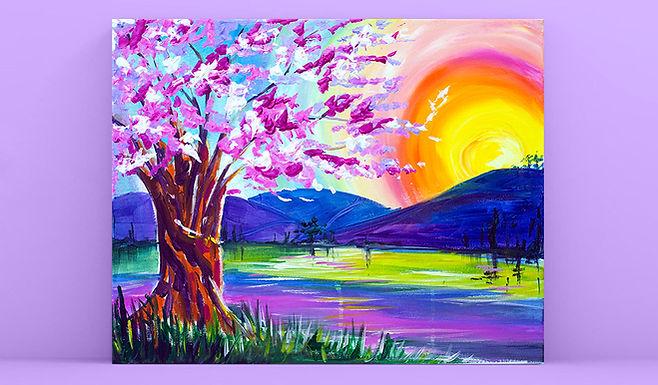 Sunset Blossom (1)
