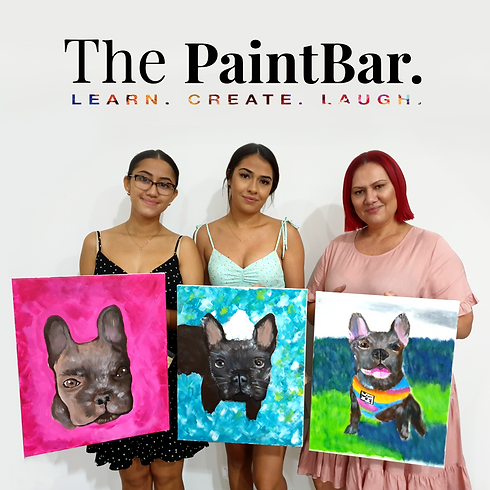 3 happy girls paint their dogs2_square.png