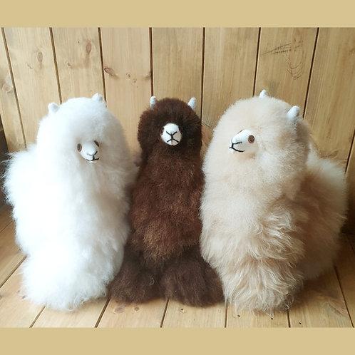 100% Alpaca Wool Ornament