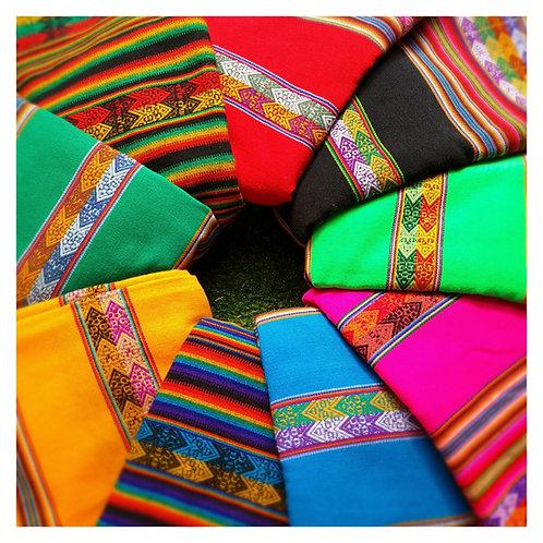 Inca Design Peruvian Textiles