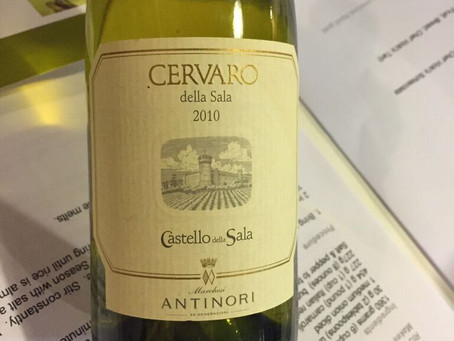 Celebrate with Italian White Wines: part 2