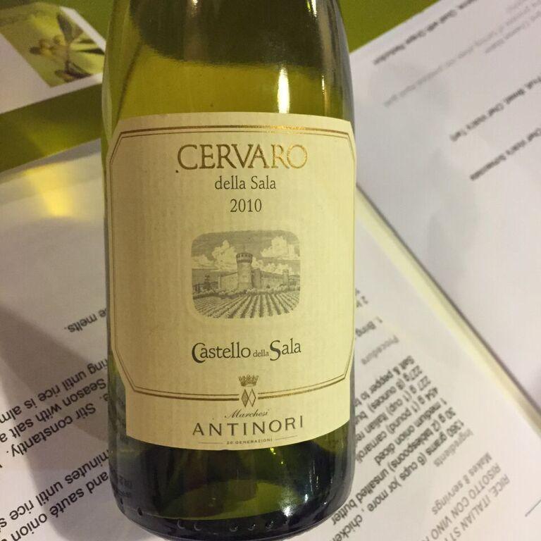 white wine Umbria