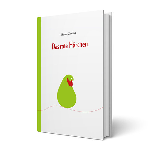 Das rote Härchen - Harald Gmeiner