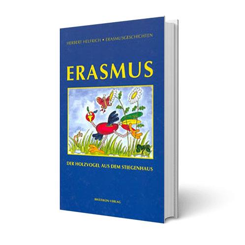 Erasmus, der Holzvogel aus dem Stiegenhaus - Herbert Helfrich