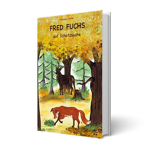 Fred Fuchs auf Schatzsuche - Michaela Beiler