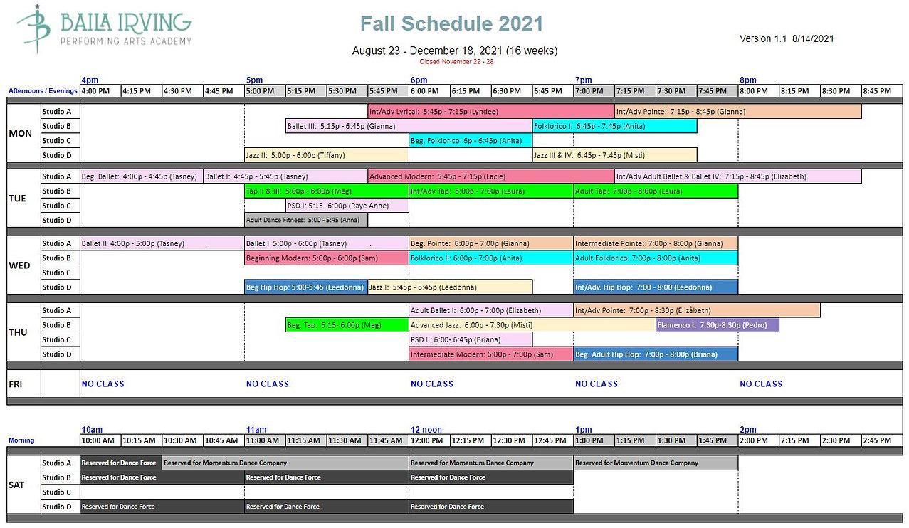 Current BIPAA Schedule.JPG