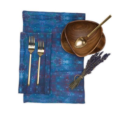 Blue Sky Tea Towel