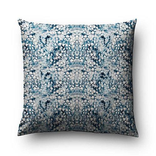 Winter Bubbles Pillow