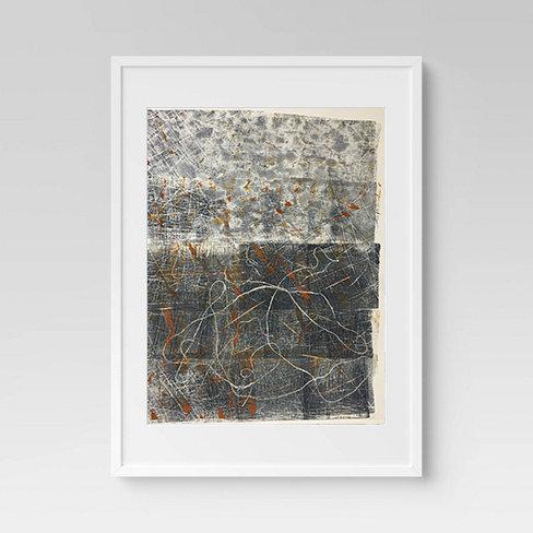 Rust Spots Print