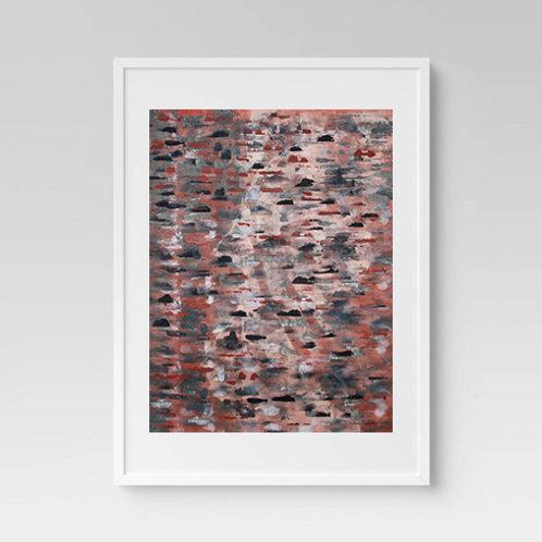 Red Sky Print