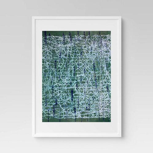 Topography Print