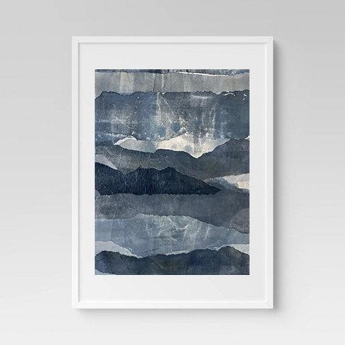 Blue Ridges Print