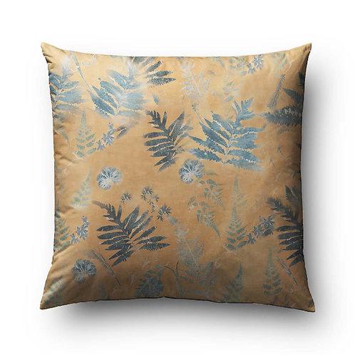 Falling Ferns Pillow