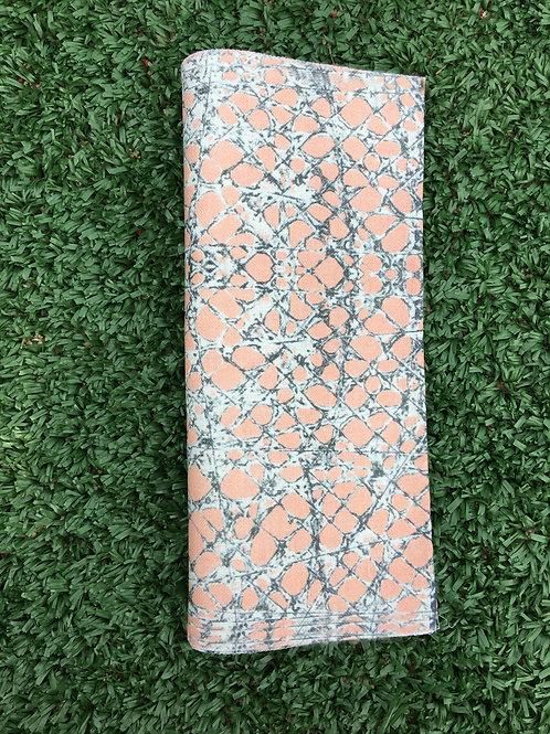 Pink Pattern Napkin Set of (4)