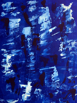Blue Contrast