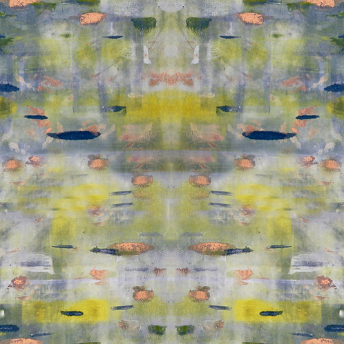 Water Lilies Fabric