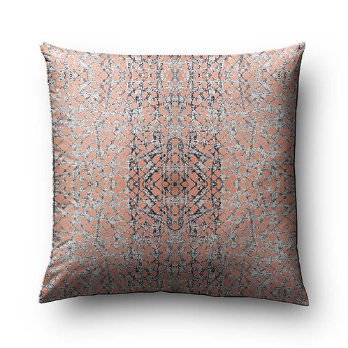 Pink Pattern Pillow