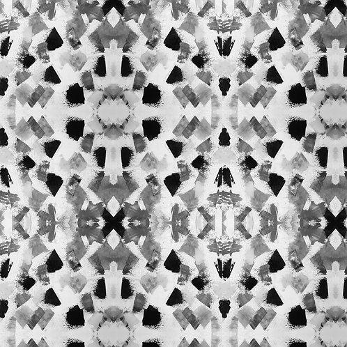 Black Mirror Fabric
