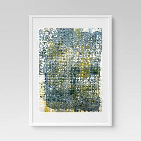Faint Textures Print