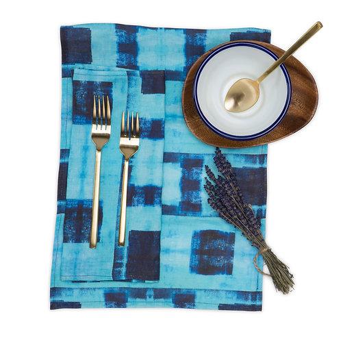 Blueprint Tea Towel