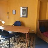 Le bureau des auteurs.