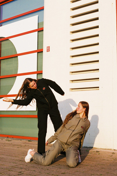Photoshoot for Menno Leisure