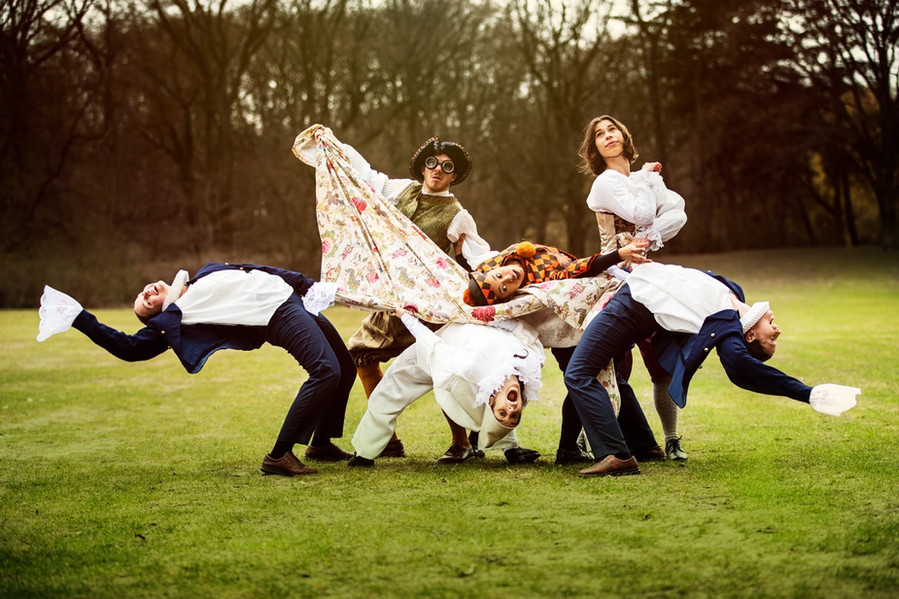 'Picnic in the Park - About a Blanket'