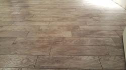 Bungalow floor